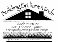 Building Brilliant Minds -Online School of the Arts